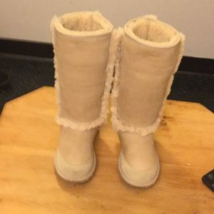 Australia uggs sz 13 kids 5274 pre owned good
